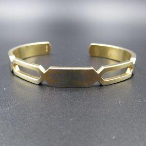 Vintage Rustic Simple Anson Cuff Bracelet
